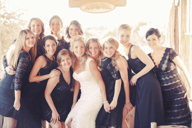 Black Tie Texas Ranch Wedding Belle The Magazine