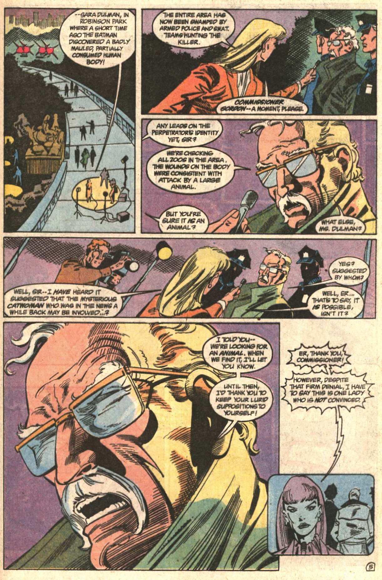 Detective Comics (1937) 612 Page 5
