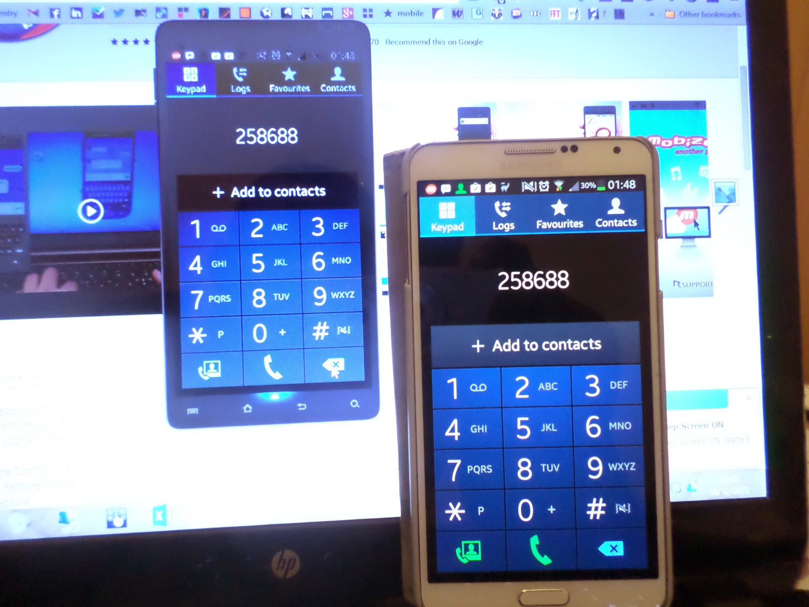 HOW TO CONTROL YOUR PHONE FROM YOUR PC    THE SAMSUNG SIDESYNC