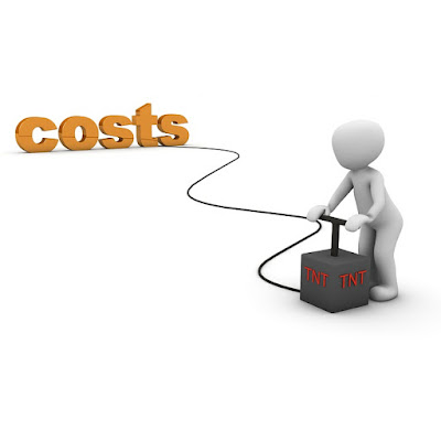 Consider the cost of your small business