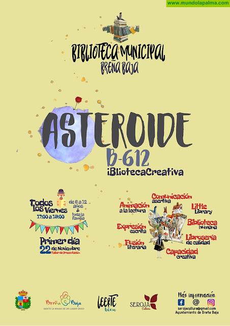 Asteroide B-612 Biblioteca Creativa - Breña Baja