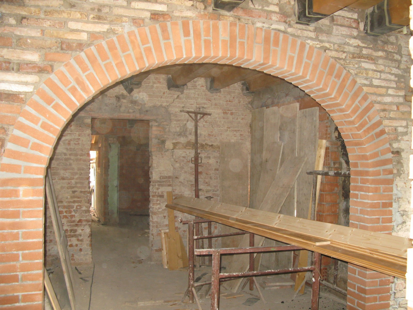 Come Fare Un Arco In Muratura Edilizia In Un Click