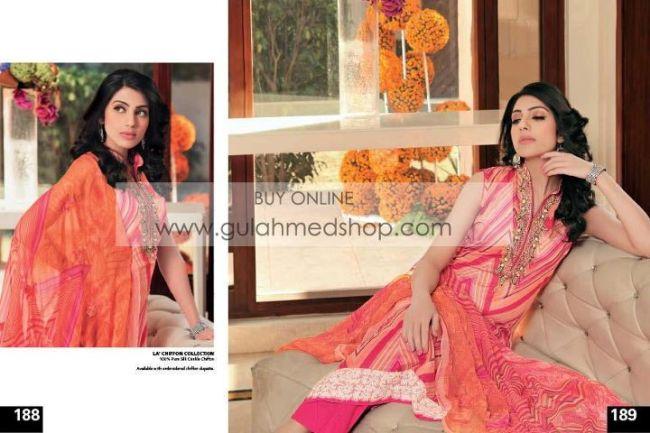 f023ffdbf397 Gul Ahmed Latest Summer Eid Lawn Dresses Designs -Gul Ahmed Cloths ...