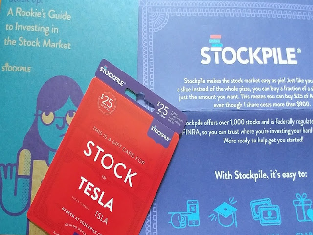 Give your grad a gift card for stock from Stockpile #HappyInvesting #GiveStockpile #GiveStock #Investor #ad #honestreview