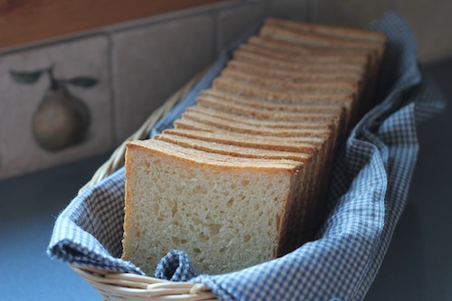 Pullman Sandwich Bread From U S A Pan Cooking With The Cooks