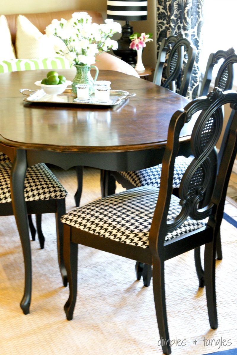 Breakfast Nook Update Way Back Wednesday Dimples And