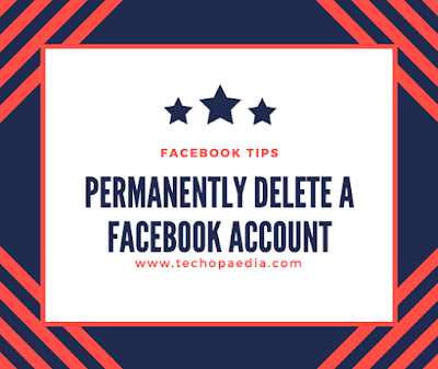 Simplest Way to Permanently Delete a Facebook Account