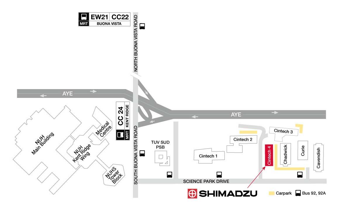 Shimadzu (Asia Pacific) Pte Ltd