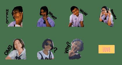 My friends bpf