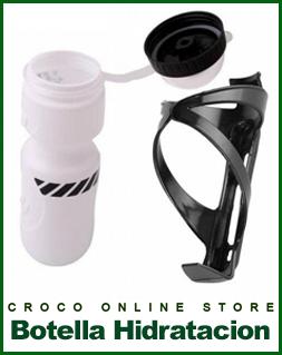 Botella para Hidratación 650Ml Ciclismo y  Gym