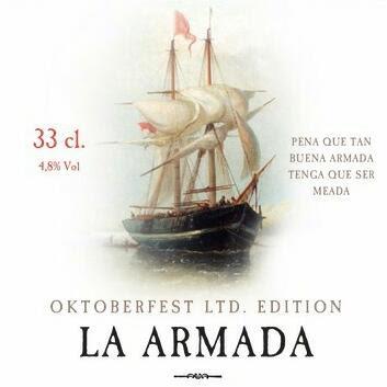 la armada primera etiqueta