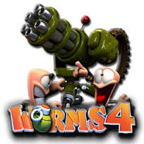 Worms 4 (APK + OBB) (Mod DLC Weapons unlocked) Cracked Data Free Download for Android
