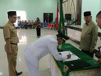 Lantik  821 Pejabat Eselon III, IV & Lurah Di Lingkungan Pemko Medan, Ini Pesan Wali Kota