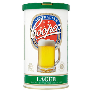 Coopers extract lager review