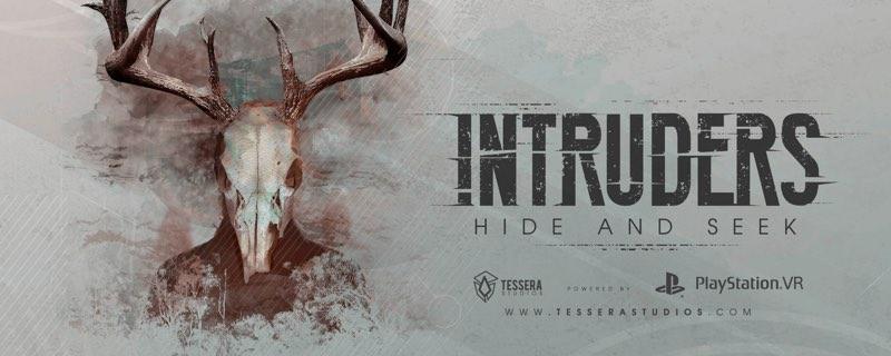 Ya está aquí Intruders: Hide & Seek, del estudio español Tessera