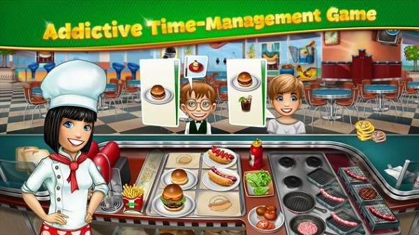 Cooking Fever Mod Apk Putra Adam