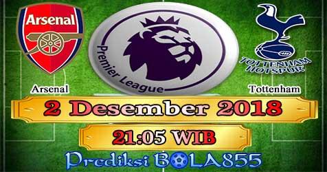 Prediksi Bola855 Arsenal vs Tottenham 2 Desember 2018