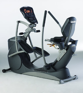 Octane Fitness xR650 Recumbent Elliptical, image, review features & specifications