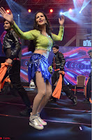 Sunny Leone Dancing on stage At Rogue Movie Audio Music Launch ~  026.JPG