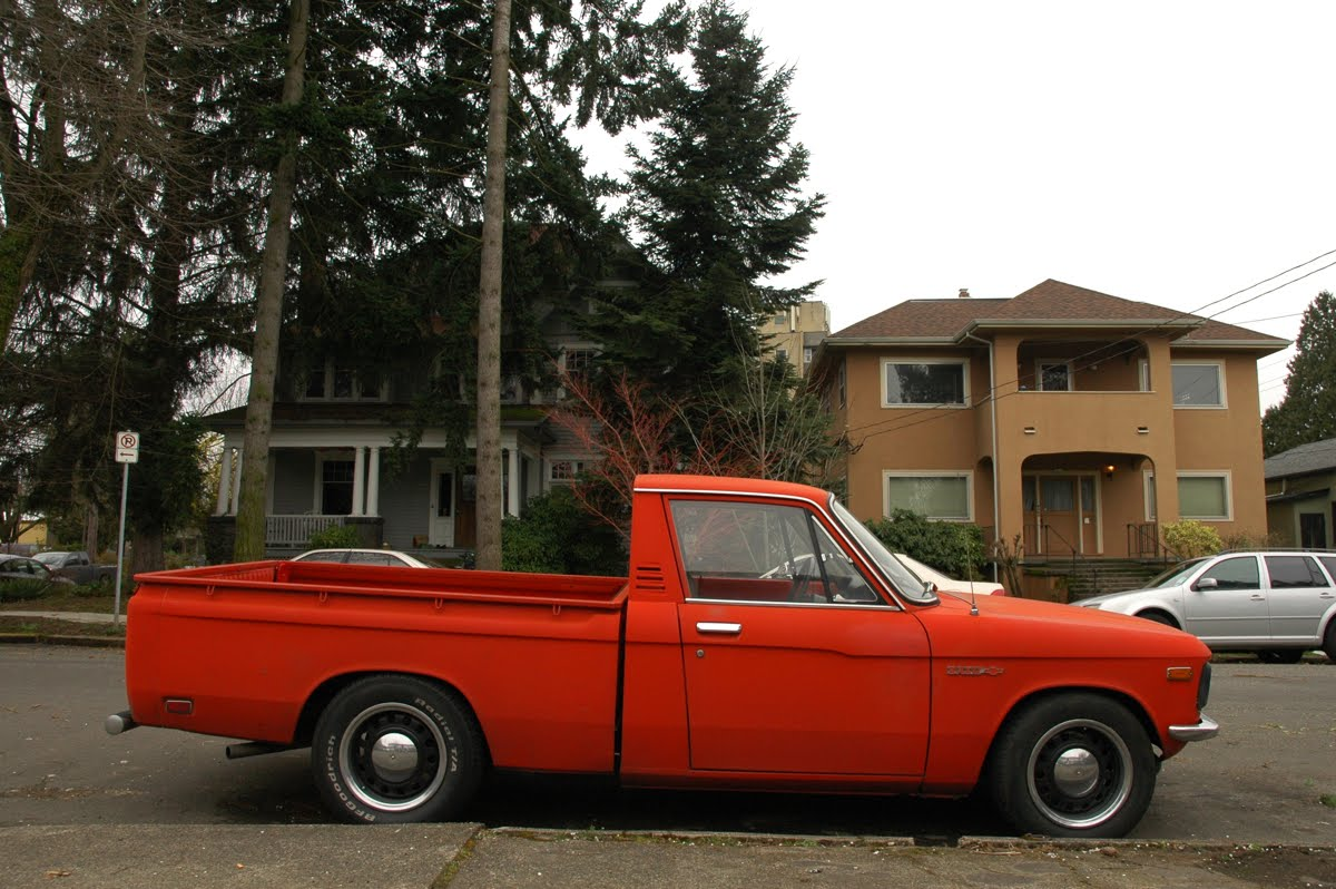 All Chevy 74 chevy : OLD PARKED CARS.: 1974 Chevrolet LUV.