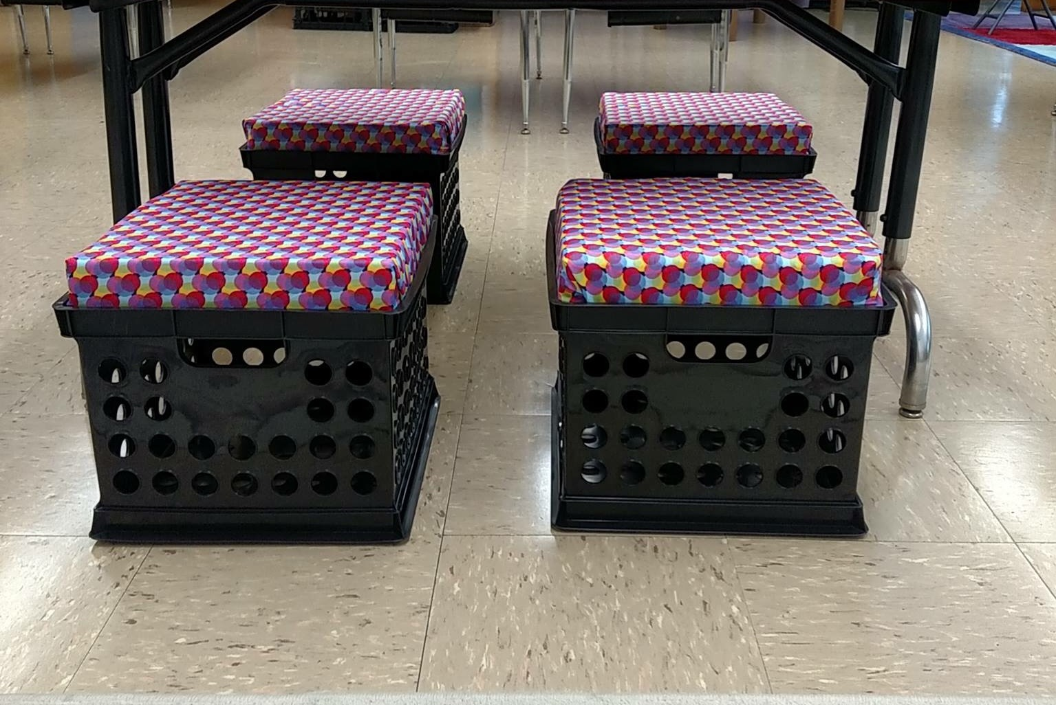 Reading And Writing Redhead 15 Flexible Seating Options