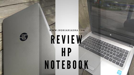 notebook andalan