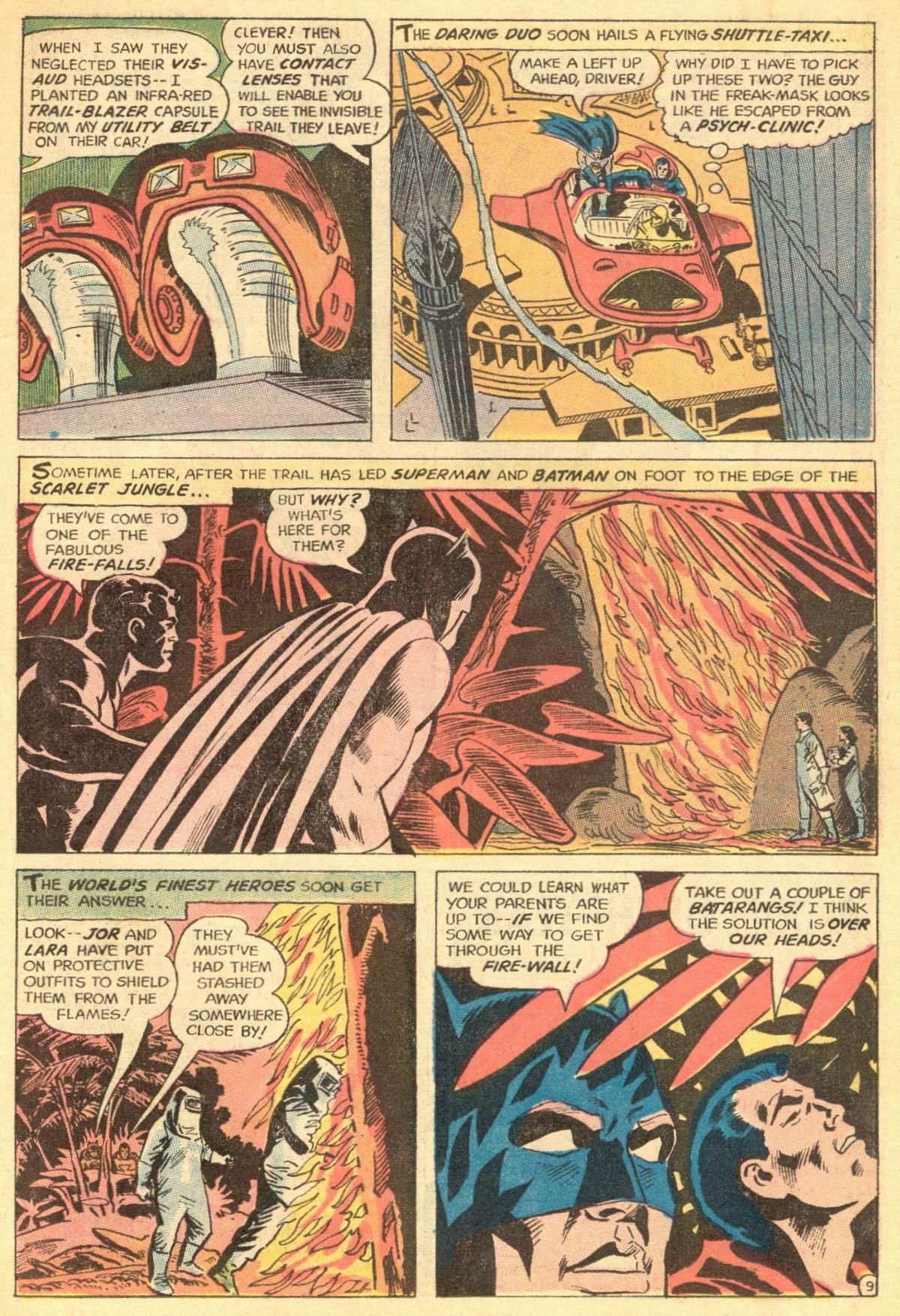 Read online World's Finest Comics comic -  Issue #191 - 11
