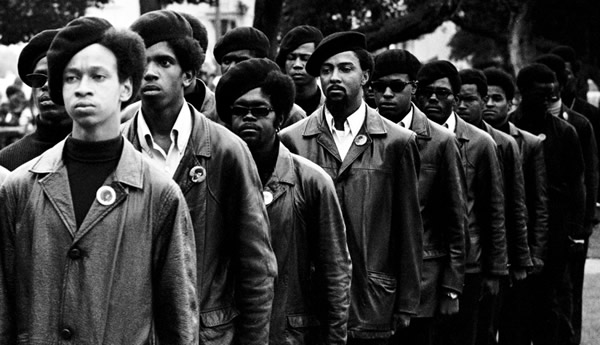 Black Panthers Party members