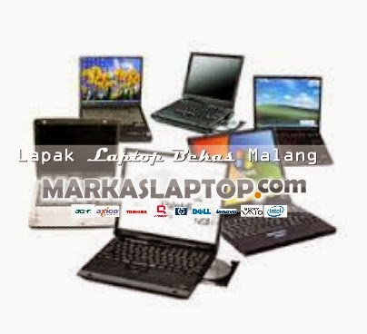 lapak laptop second malang