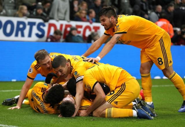 Wolves vs Bournemouth 15 Desember 2018
