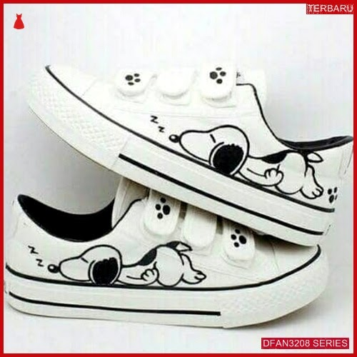DFAN3208S39 Sepatu Dw 13 Poxing Wanita Snopy Sneakers BMGShop
