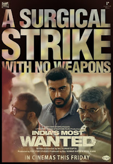 India's Most Wanted Budget, Screens & Box Office Collection India, Overseas, WorldWide
