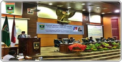 Pemprov Sumbar Raih WTP Ke 6, Tercepat Dibandingakan Provinsi Lain Di Indonesia