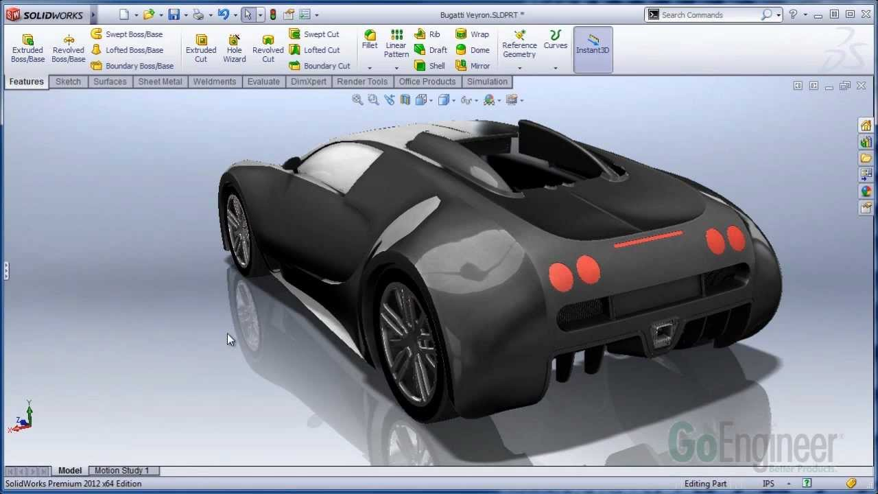 Download SolidWorks 2013 Full Crack 64bit | Link Google Drive mới nhất