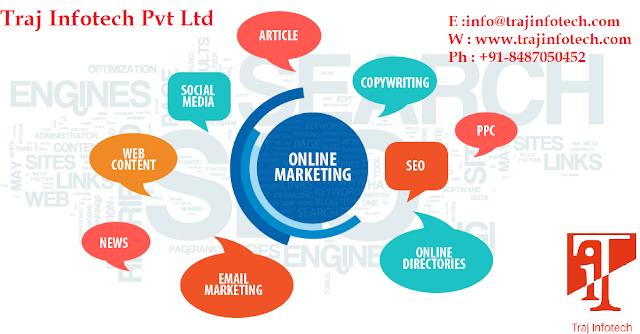 Online Digital Marketing-Traj infotech