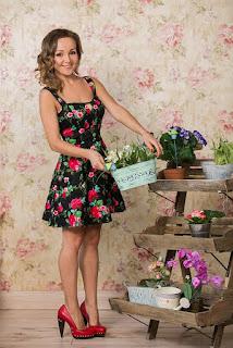 floral design dresses for women
