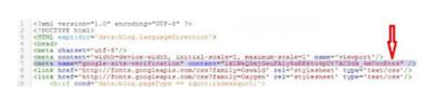 Cara Daftar Blog ke Google Webmaster Tools