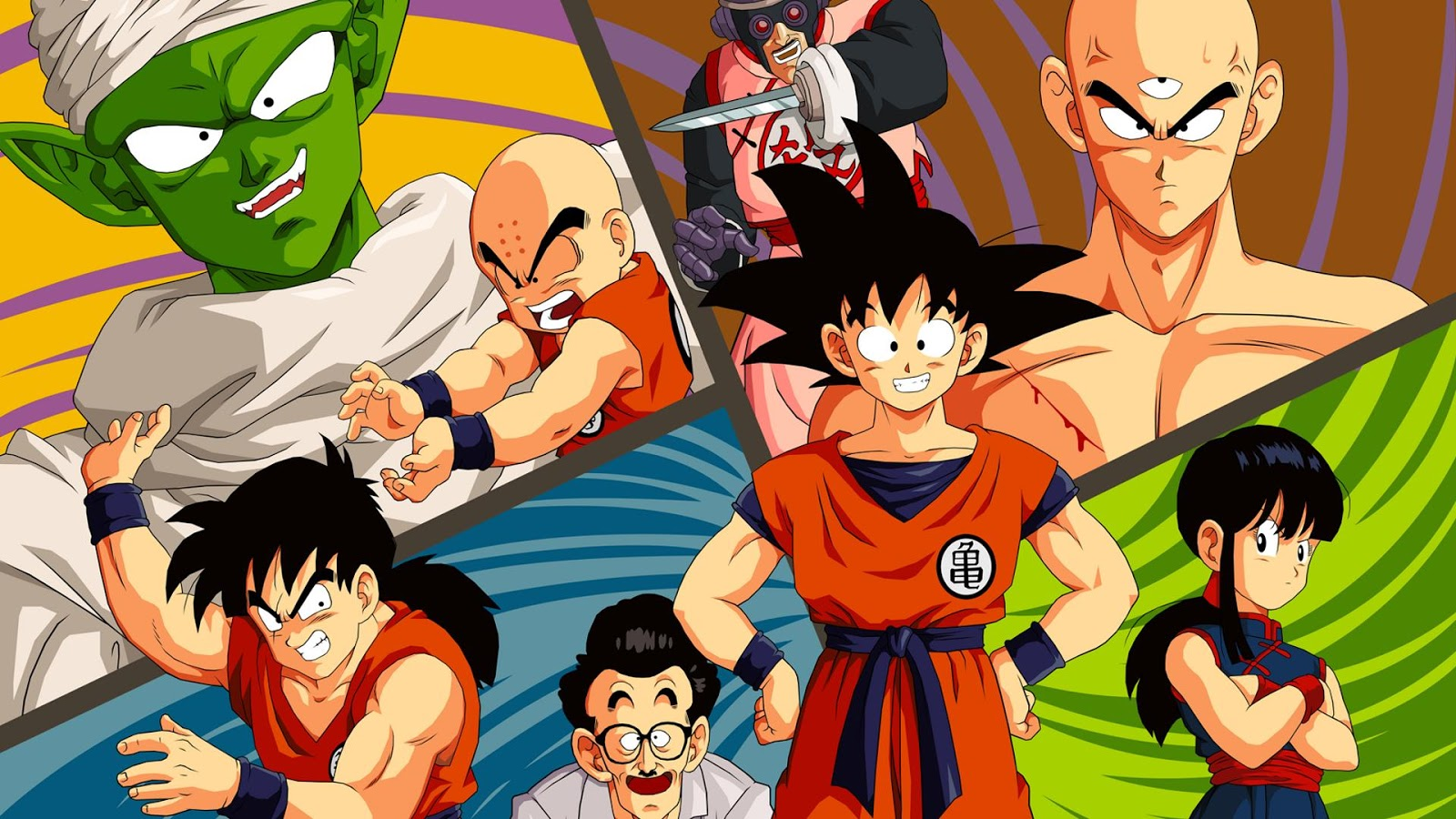 Dragon Ball Z Wallpapers for Phones