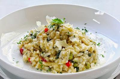 Masakan Risotto Khas Negara Italia