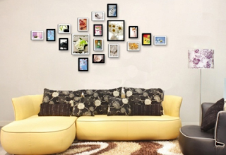 Tips Kreasi Hiasan Dinding Rumah Yang Lebih Cantik