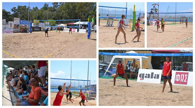 Πρέβεζα: Ραντεβού για την νέα χρονιά έδωσε το Club Beach Volley Ermis