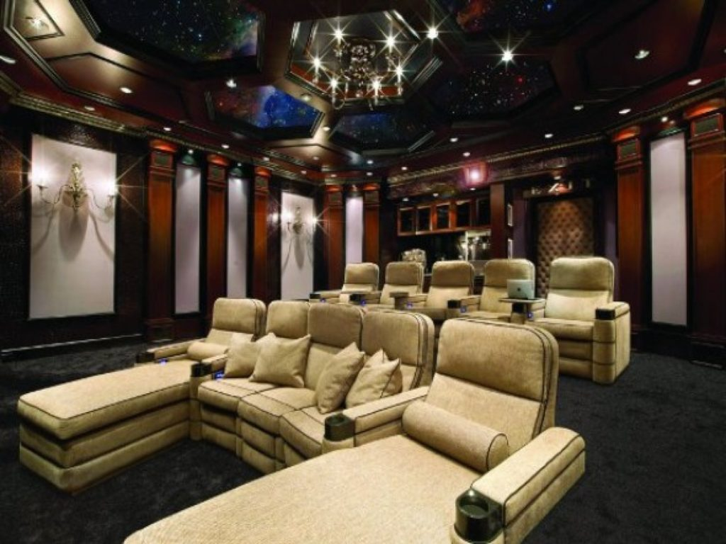 Remarkable Designing Home Theater Images - Best idea home design ...