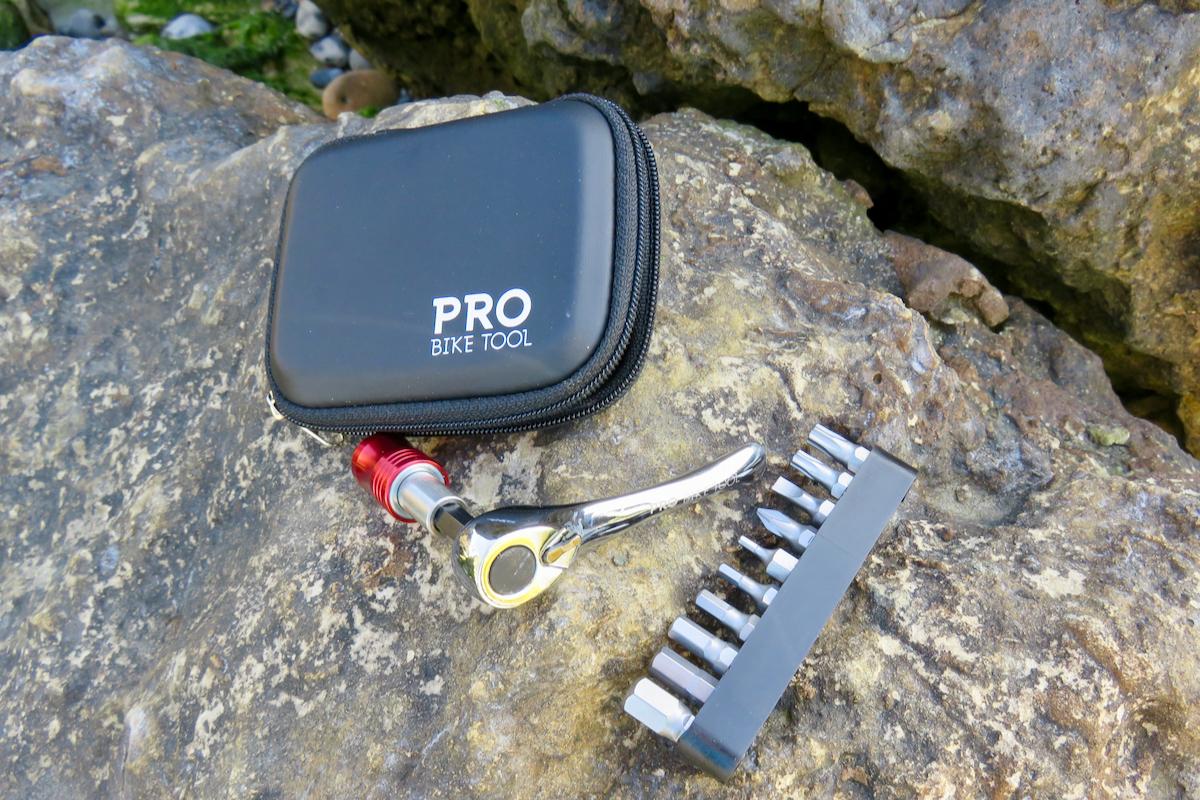 Pro Bike Tool Mini Ratchet Tool Set