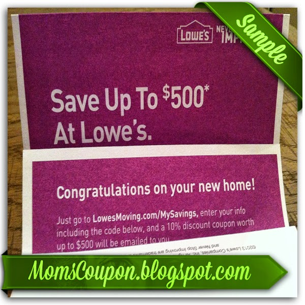 Great Deals Using Free Printable Lowes Coupons | Free