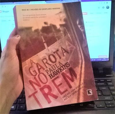 Livro A Garota No Trem