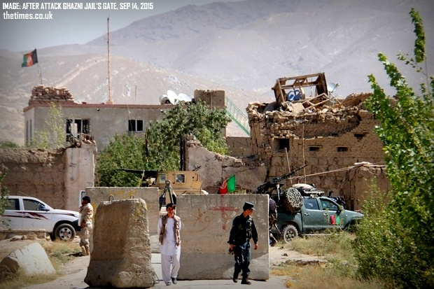 ANALYSIS | Ghazni Jailbreak : Serious Fault-lines in Security Apparatus