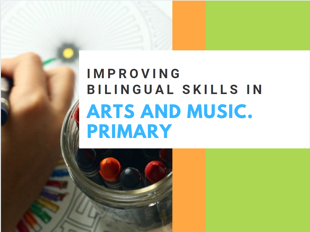 CLIL 4 ARTS MUSIC PRIMARY