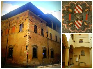 Immagine - mosaico - Palazzo Datini - Archivio - Stato