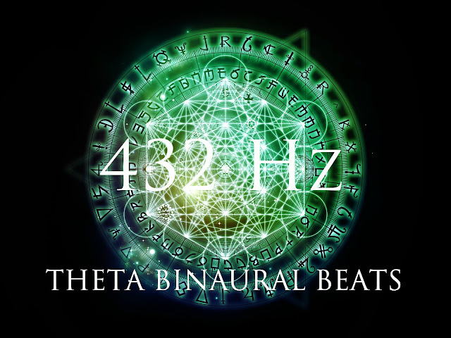 DEEP Theta Binaural Beats