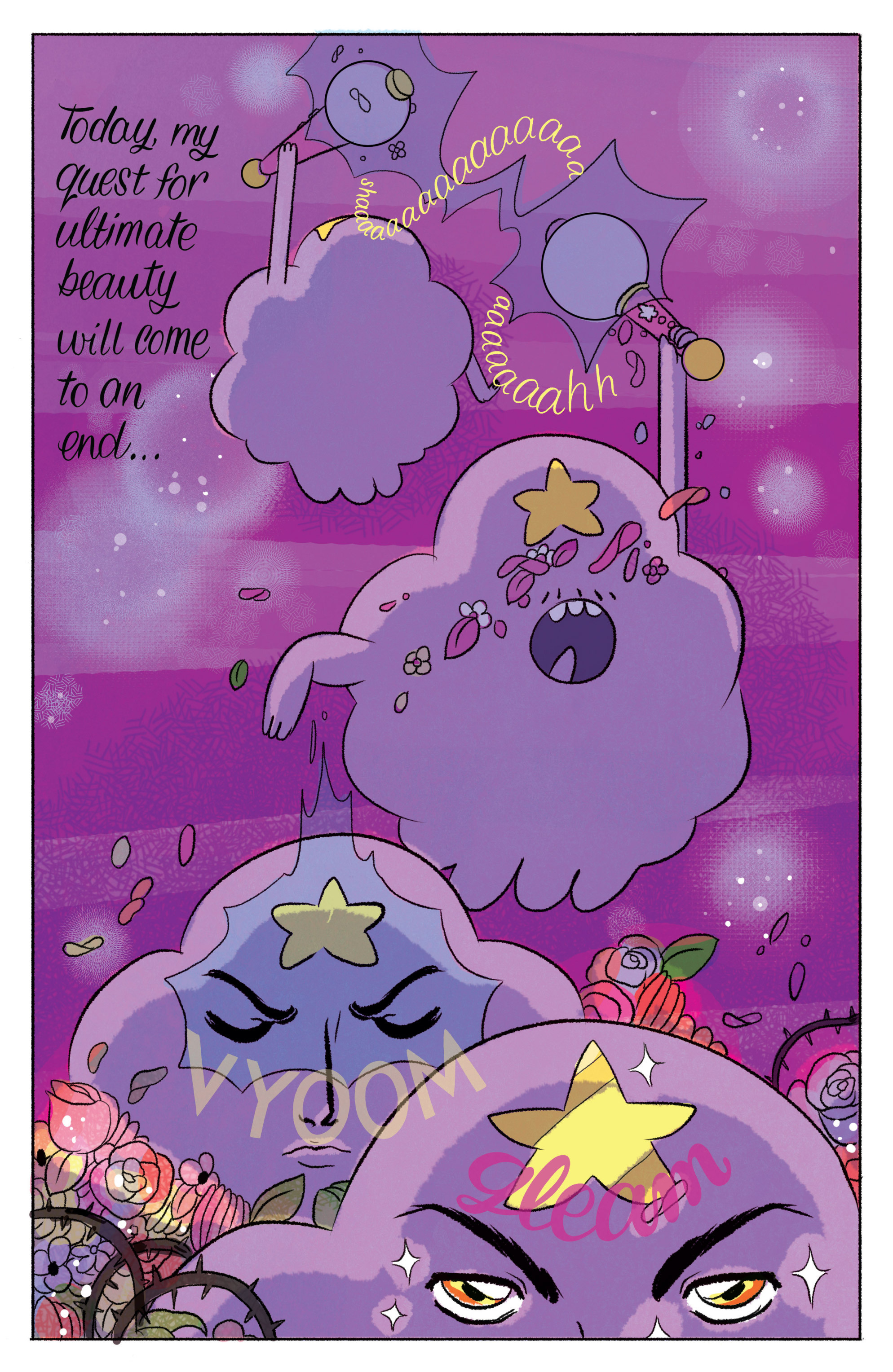 Read online Adventure Time with Fionna & Cake comic -  Issue #4 - 13